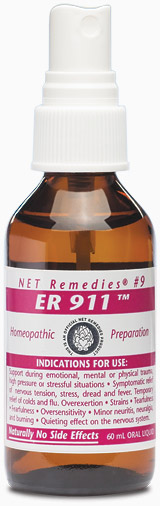 NET Remedies Bottle