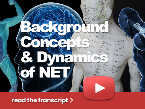 Background Concepts & Dynamics of NET